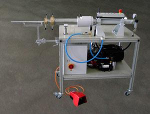Germatec-Kolbenextruder